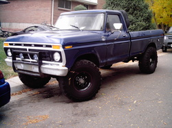 1977hiboy 1977 Ford F150 Regular Cab