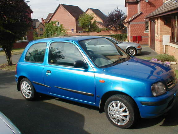 johnmufc 2000 nissan micra specs photos modification info at cardomain. Black Bedroom Furniture Sets. Home Design Ideas