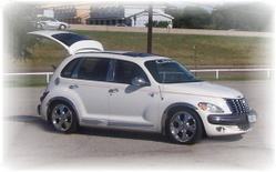 ThumpnPTs 2002 Chrysler PT Cruiser