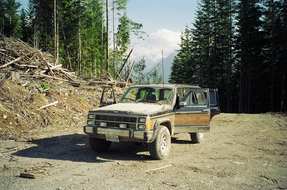 mud-dog27's 1989 Jeep Wagoneer