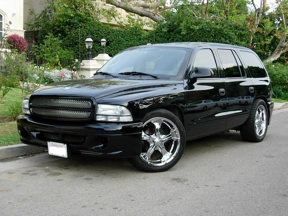 Large on 2002 Dodge Durango Motor