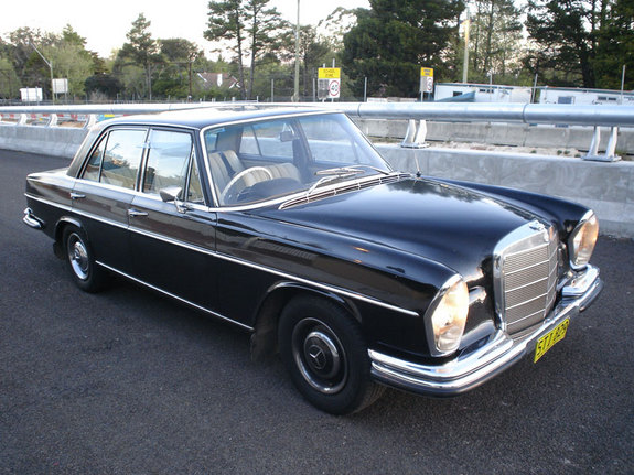 Another ToasterOn22s 1967 Mercedes-Benz S-Class post... - 7036768