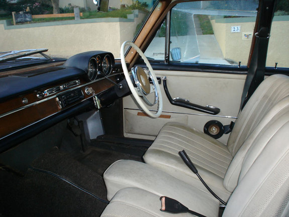 Another ToasterOn22s 1967 Mercedes-Benz S-Class post... - 7036769