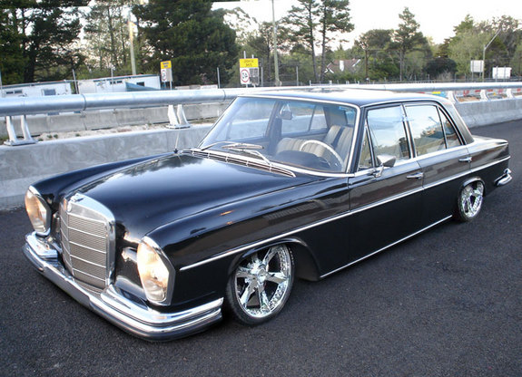 Another ToasterOn22s 1967 Mercedes-Benz S-Class post... - 7036771