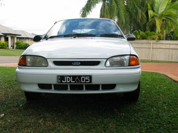 jlord16 1996 Ford Festiva