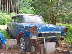 mr5by5s 1955 Chevrolet 150