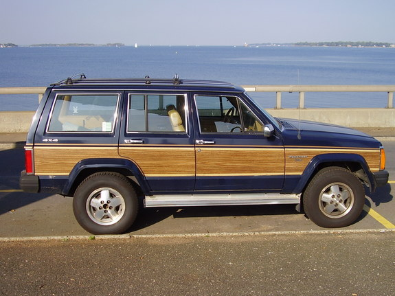 Nissan Milford ChrisMarino 1987 Jeep Wagoneer Specs, Photos, Modification ...