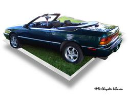 swimmerzzz 1994 Chrysler LeBaron