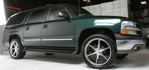 Another westcoastchevy1 2004 Chevrolet Suburban 1500 post... - 7038880