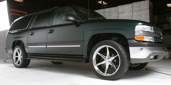 Another westcoastchevy1 2004 Chevrolet Suburban 1500 post... - 7038883