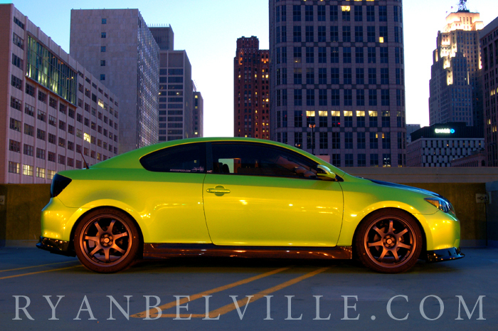 yamaha16bw's 2006 Scion tC