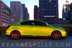 yamaha16bws 2006 Scion tC