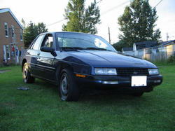 sunbird_forums 1994 Chevrolet Corsica