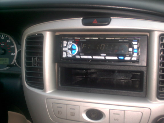 Mazda 3 2006 Radio Wiring Diagram