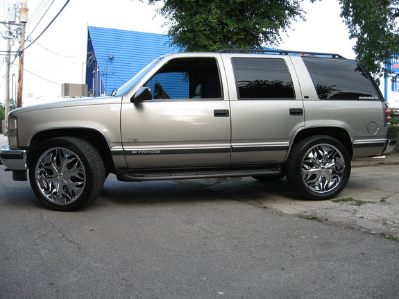 Another maxima97blk 1999 Chevrolet Tahoe post... - 7042293