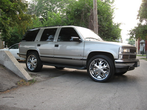 Another maxima97blk 1999 Chevrolet Tahoe post... - 7042294