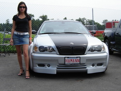 HamannWideBodys 2001 BMW 3 Series