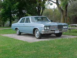 bwg59 1965 Buick Special Deluxe
