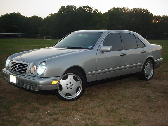 Anthone420 1997 mercedes benz e class specs photos for 1997 mercedes benz e class