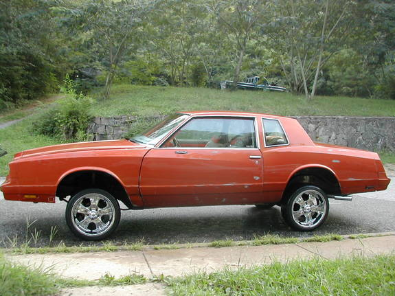 Dirtyl S 1981 Chevrolet Monte Carlo In Chattanooga Tn