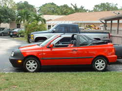 autofan0375s 1995 Volkswagen Cabrio