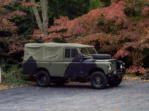 1974 land rover defender