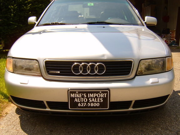 Guidoman519 S 1998 Audi A4 Page 2 In Belmont Nh