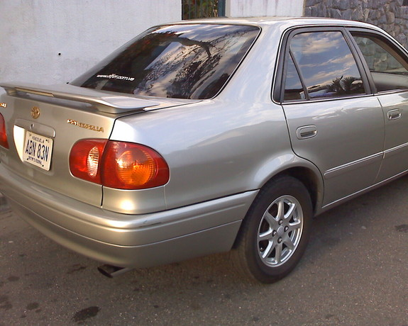 Another 5617097 1999 Toyota Corolla post... - 7045981