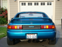 Sleeper2s 1993 Toyota MR2