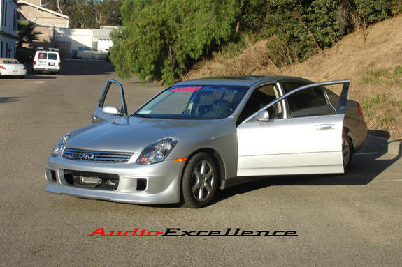 Another Audi0Excellence 2003 Infiniti G post... - 7048493