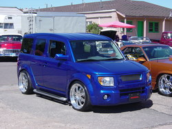 BoxOn20s 2004 Honda Element