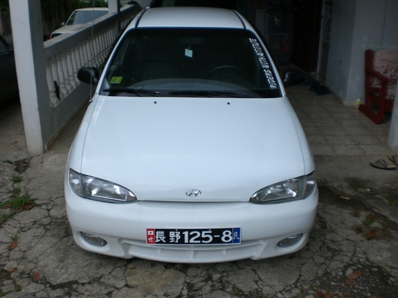 Eblig 1997 Hyundai Accent Specs  Photos  Modification Info