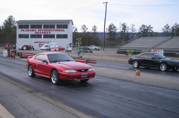 bill302's 1995 Ford Mustang