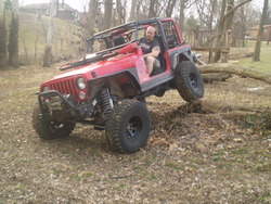 dadstrucks 2005 Jeep TJ