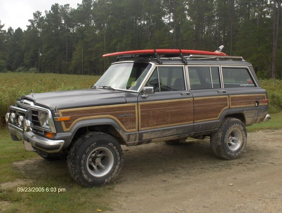 JaMeri 1988 Jeep Grand Wagoneer Specs, Photos, Modification Info at