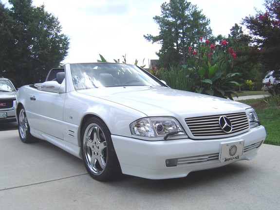 Hlamptey 1992 mercedes benz sl class specs photos for 1992 mercedes benz sl500