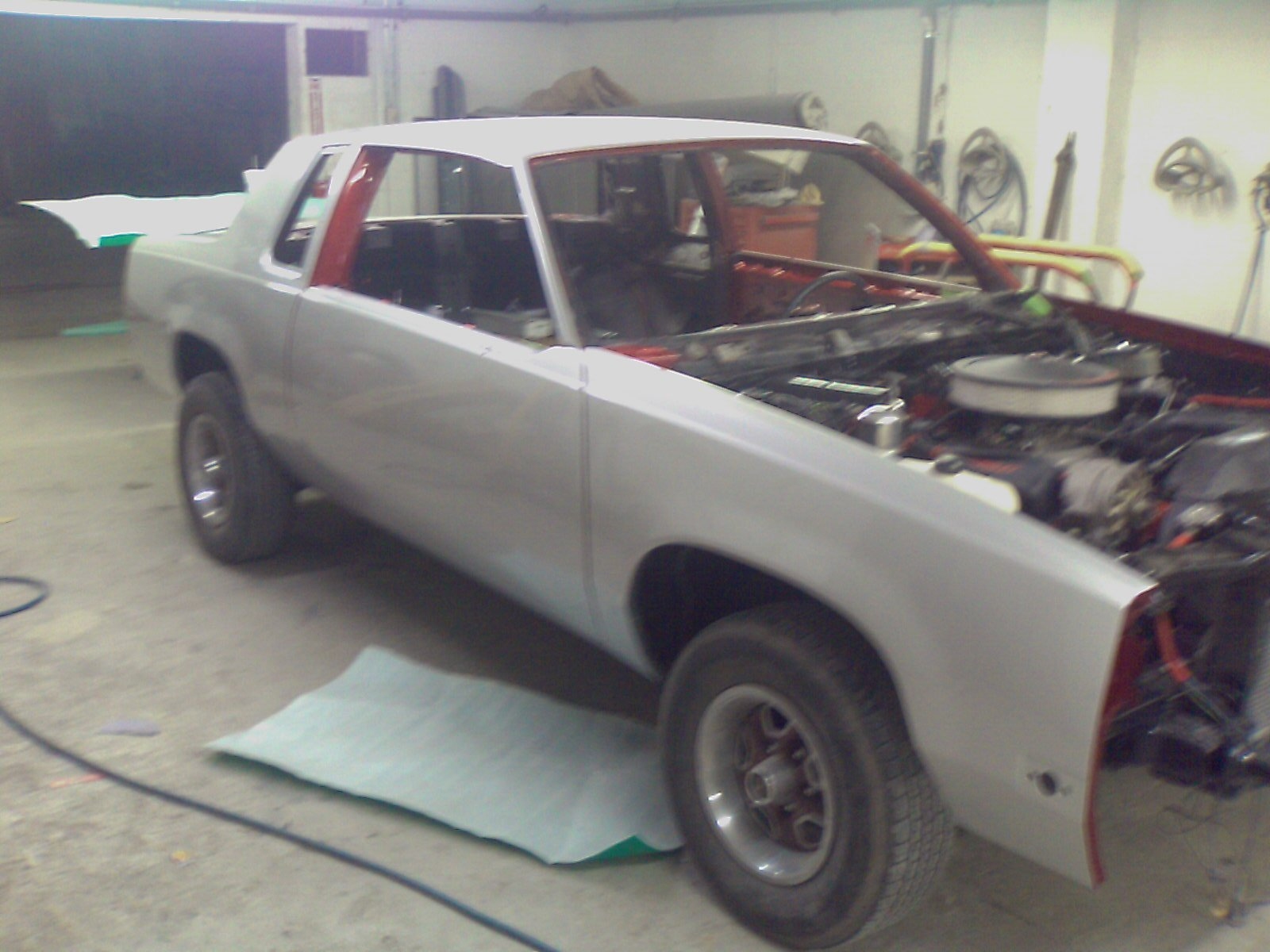 Another PIMPC81 1981 Oldsmobile Cutlass Supreme post... - 7062629