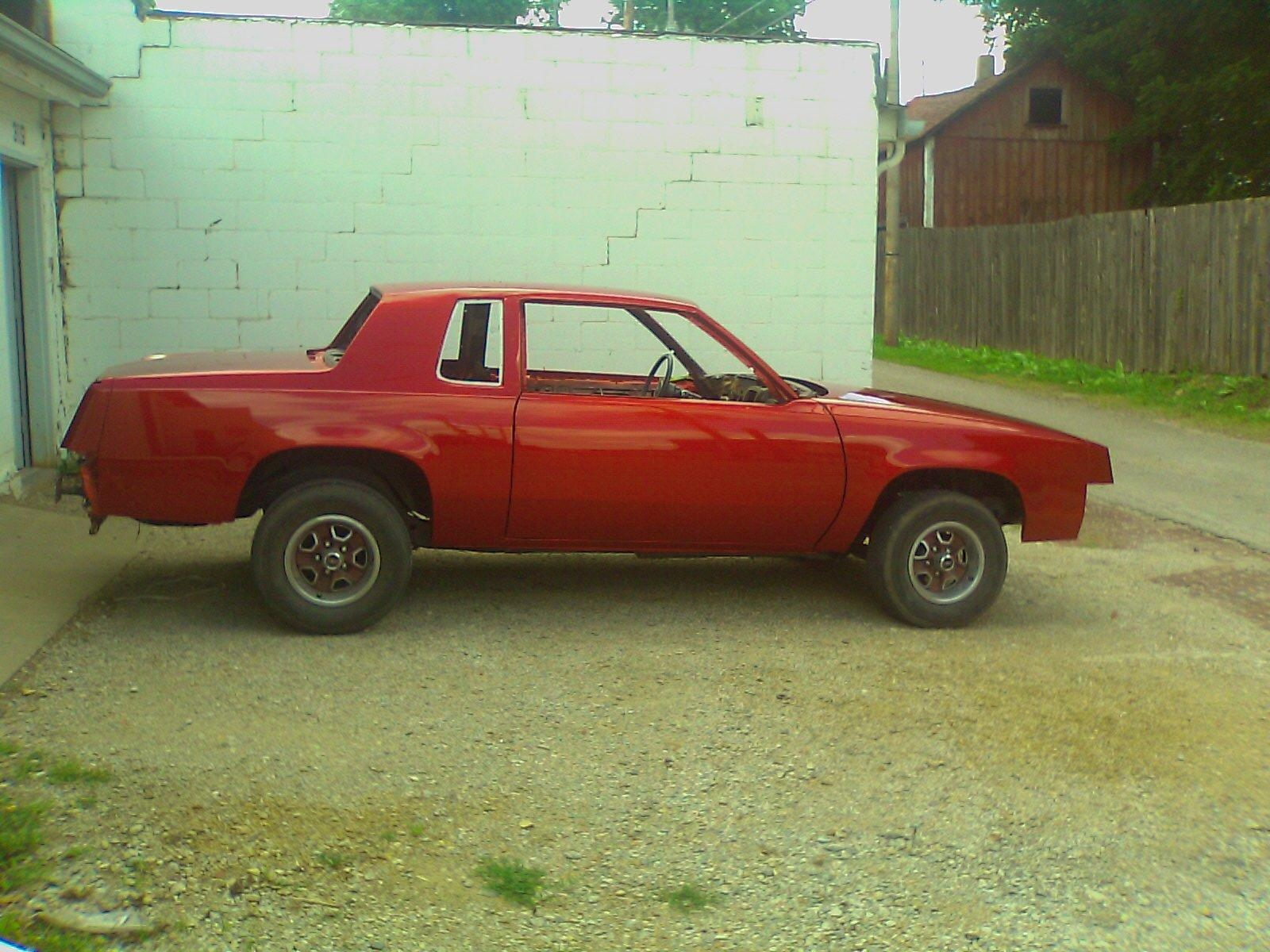 Another PIMPC81 1981 Oldsmobile Cutlass Supreme post... - 7062641