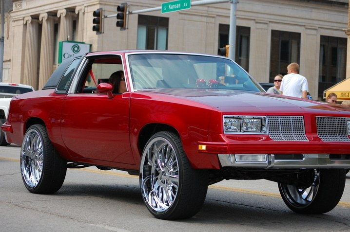 Another PIMPC81 1981 Oldsmobile Cutlass Supreme post... - 7062677