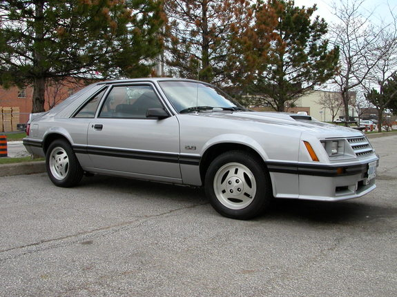 boomer82gt 1982 Ford Mustang