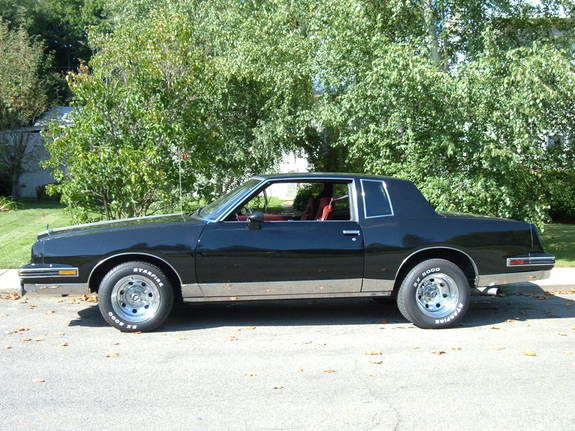 jdrhodes 1986 pontiac grand prix specs photos modification info at cardomain. Black Bedroom Furniture Sets. Home Design Ideas