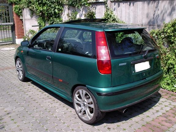 kayagt 1996 fiat punto specs photos modification info at cardomain. Black Bedroom Furniture Sets. Home Design Ideas