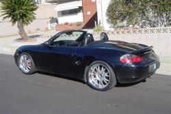 shift26 2001 Porsche Boxster