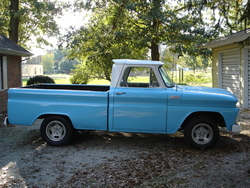 stepside65s 1965 Chevrolet C/K Pick-Up