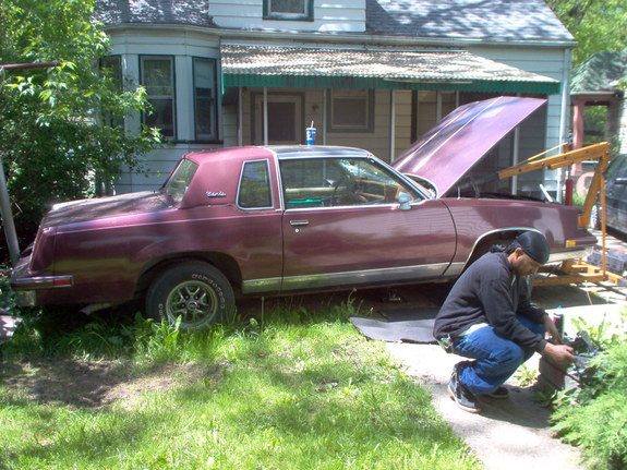 Another mr_donte 1987 Oldsmobile Cutlass Supreme post... - 7064783