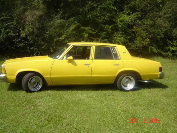 Camjill 1981 Chevrolet Malibu Specs Photos Modification