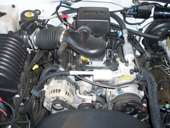 Large on Chevy 350 Vortec Engine Specs