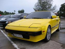 fourths 1985 Toyota MR2