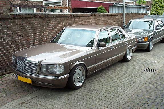 Another MB560SEL 1987 Mercedes-Benz S-Class post... - 7065593