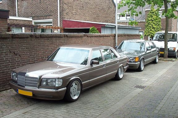 Another MB560SEL 1987 Mercedes-Benz S-Class post... - 7065594